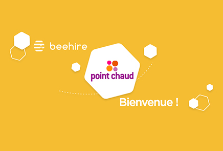 Point chaud choisit Beehire pour digitaliser son recrutement