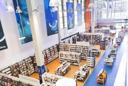 Cultura Belgium recrute avec Beehire pour l'ouverture de son premier magasin belge