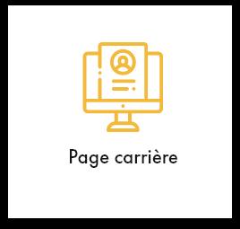 Page carrière