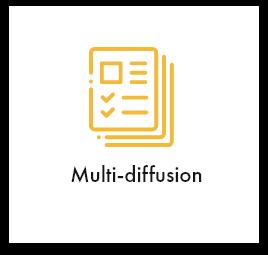 Multi-diffusion